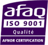 AFNOR certifie ANFRAY ISO 9001 - Version 2015